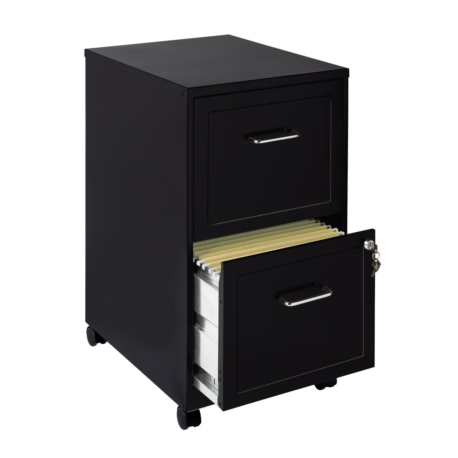 1 Drawer File Cabinet With Lock