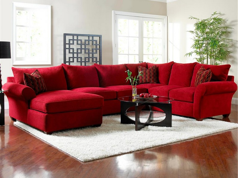2 Piece Sectional With Chaise Lounge