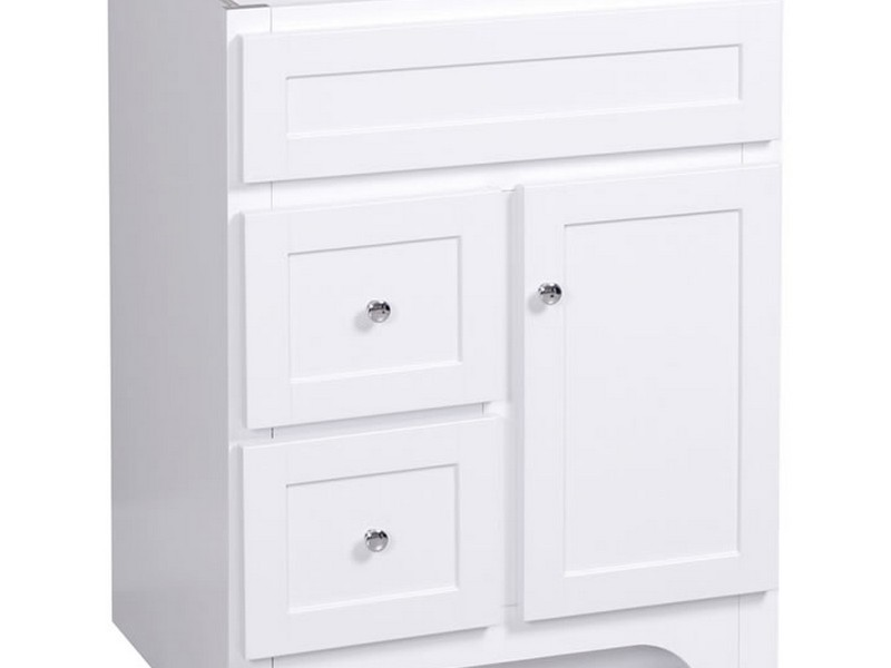 24 Inch Bathroom Vanities With Drawers