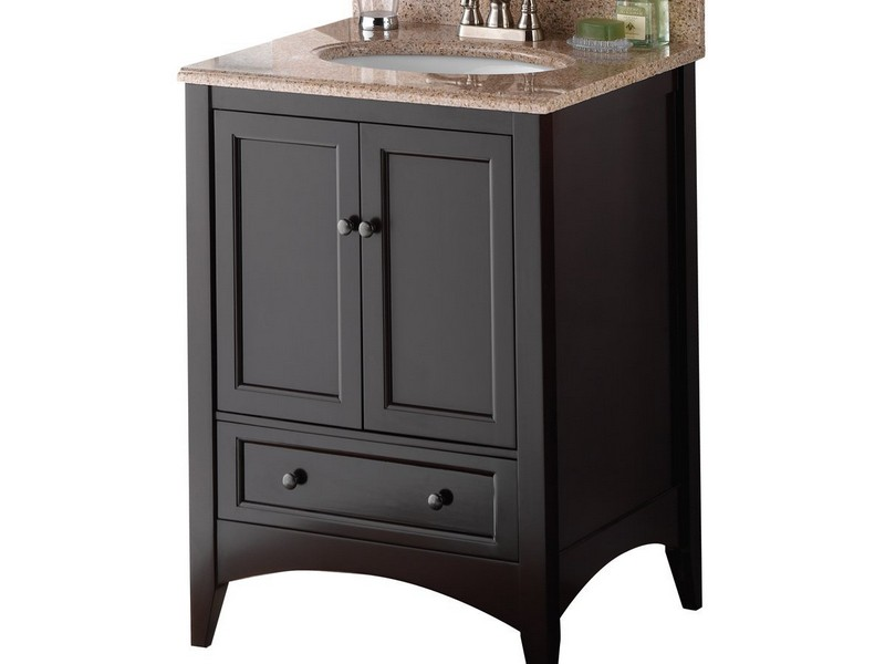 24 Inch Bathroom Vanities With Tops