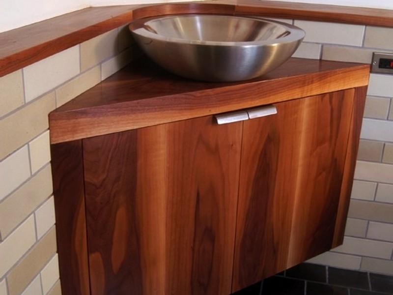 24 Inch Corner Bathroom Vanity