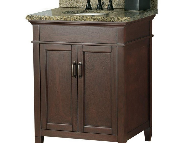 25 Inch Bathroom Vanity With Top