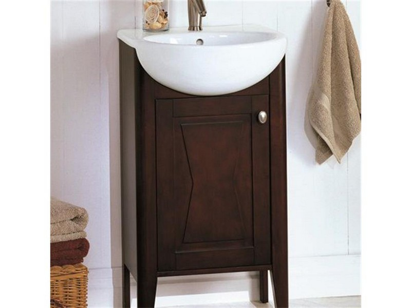 27 Inch Bathroom Vanity Combo