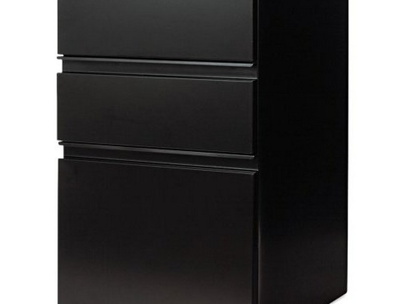 3 Drawer Metal File Cabinet