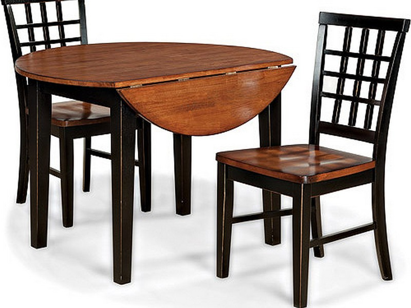 3 Piece Drop Leaf Dining Set