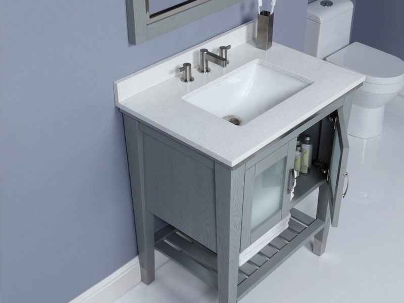 30 Bathroom Vanities With Tops