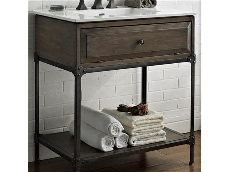 30 Farmhouse Bathroom Vanity