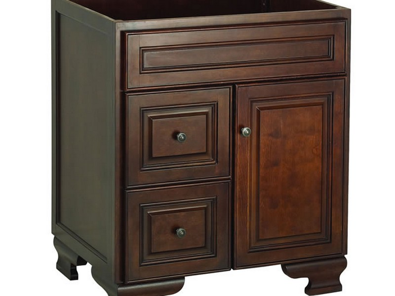 30 Inch Bathroom Vanities With Drawers
