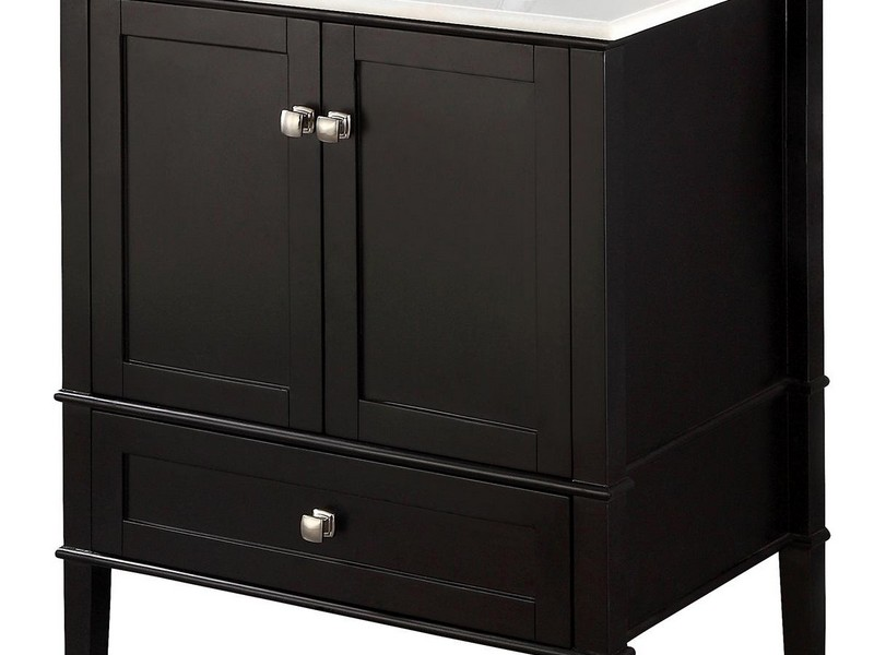 30 Inch Bathroom Vanities With Tops