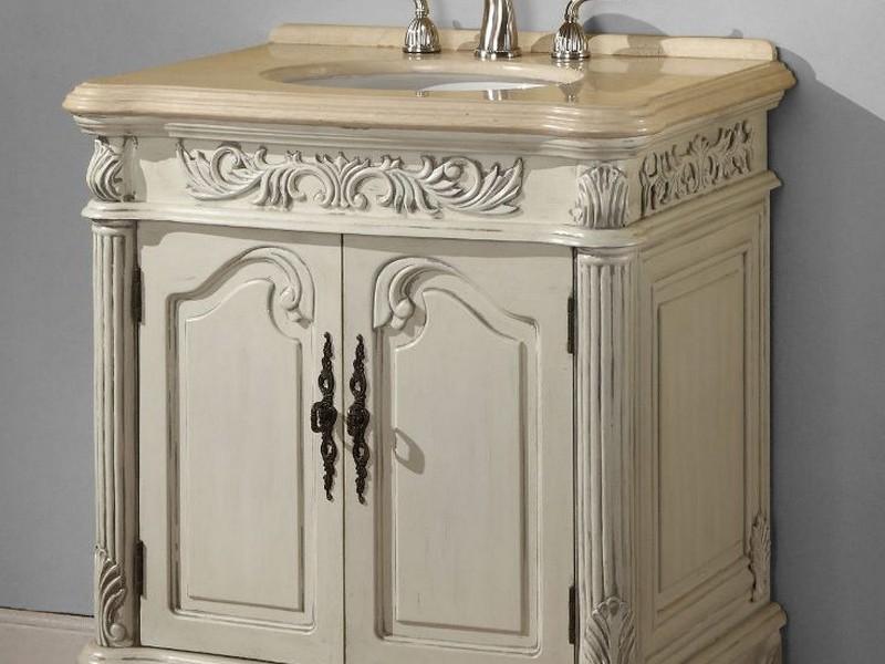 30 Inch Bathroom Vanity Cabinet Lowes