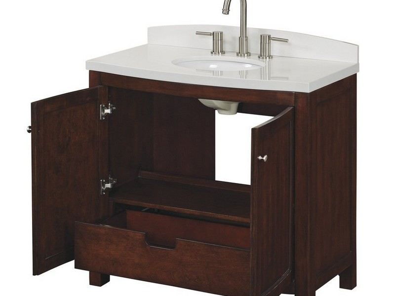 30 X 18 Bathroom Vanity Cabinet