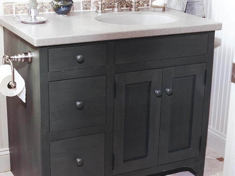 32 Bathroom Vanity With Drawers | Home Design Ideas