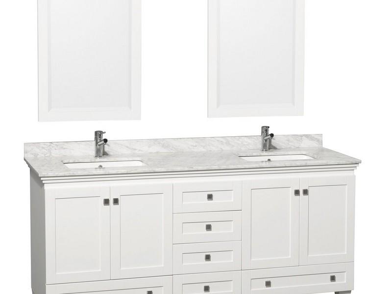 32 Inch Bathroom Vanity White
