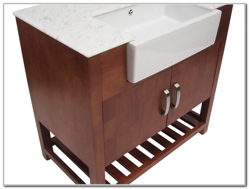 34 Inch Bathroom Vanity Top