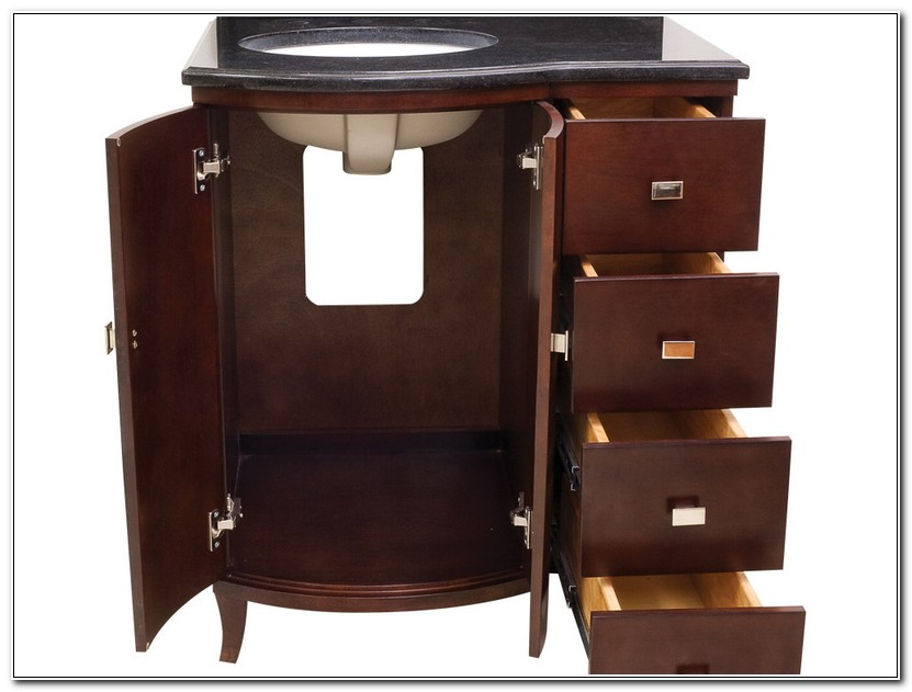 36 Inch Bathroom Vanities With Drawers