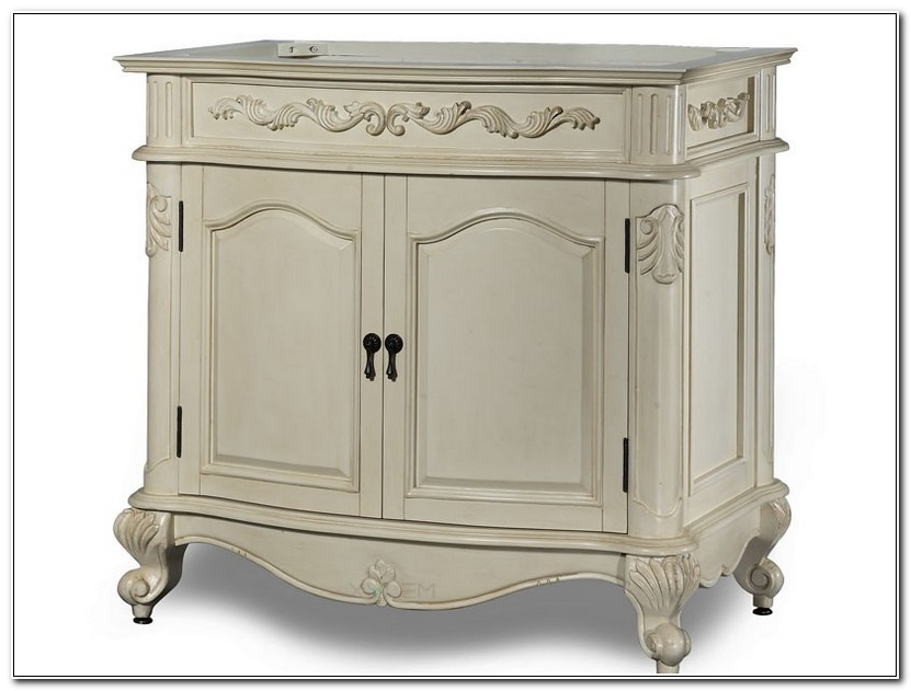 36 Inch Bathroom Vanities Without Tops