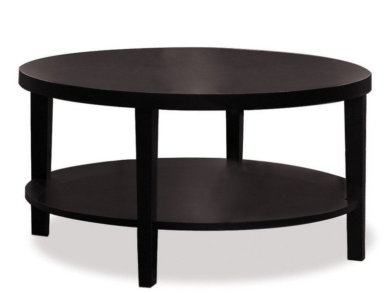 36 Inch Round Coffee Table
