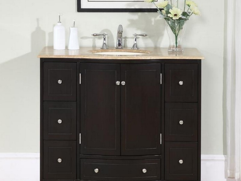 40 Inch Bathroom Vanity With Top