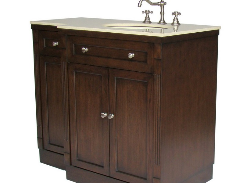 42 Bathroom Vanities With Tops