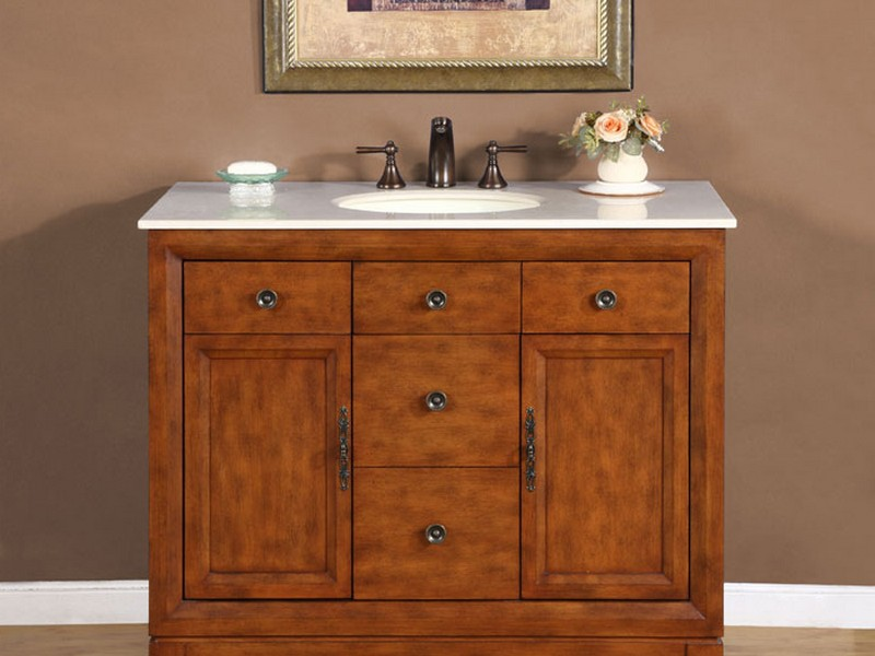 42 Inch Bathroom Vanities Without Top