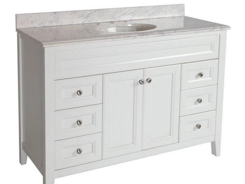 45 Bathroom Vanity With Top
