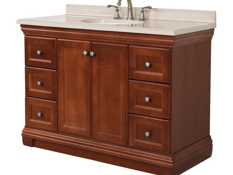 48 Bathroom Vanity Cabinet With Top