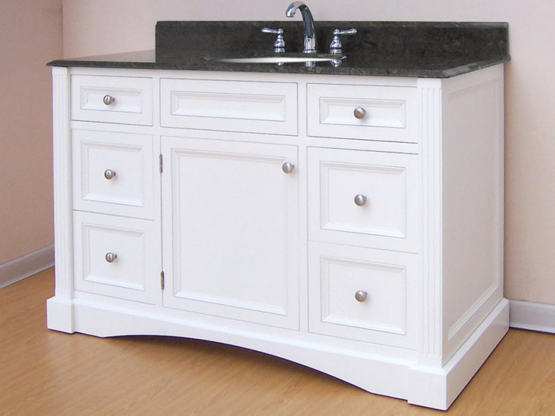 48 Bathroom Vanity With Top Canada