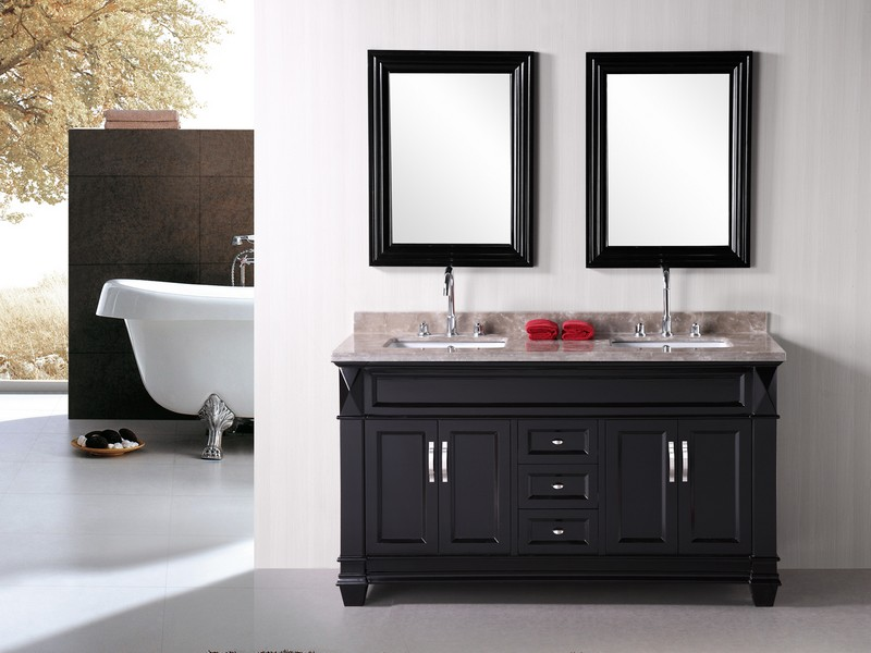 48 Inch Bathroom Vanities With Double Sinks