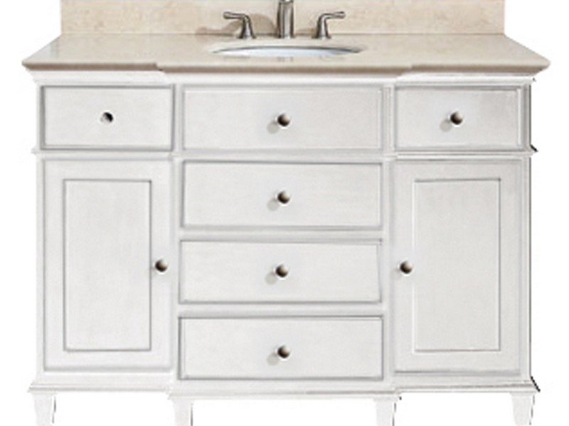 48 Inch Bathroom Vanities With Top