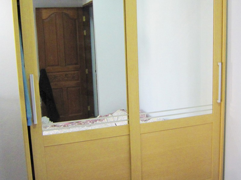 48 Inch Mirror Sliding Closet Door