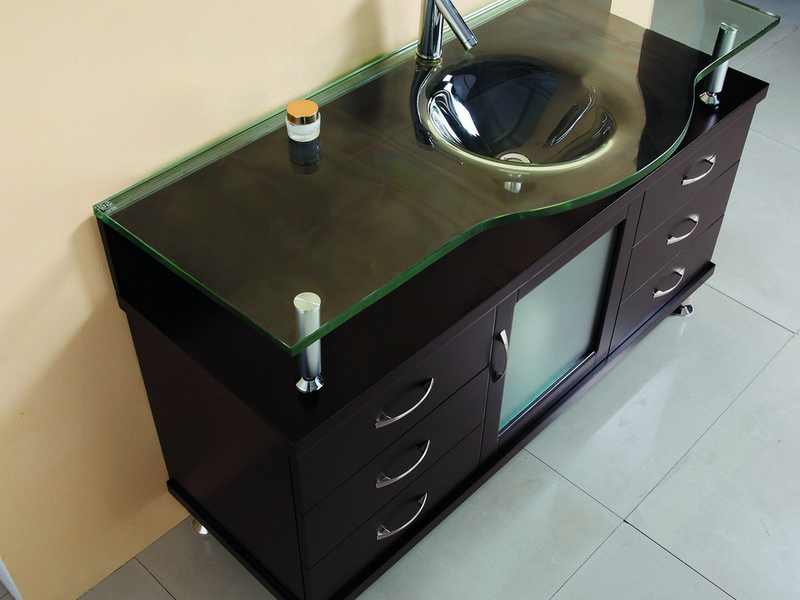 48 Inch Single Sink Bathroom Vanity