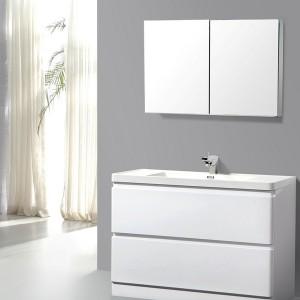 48 White Bathroom Vanity Canada