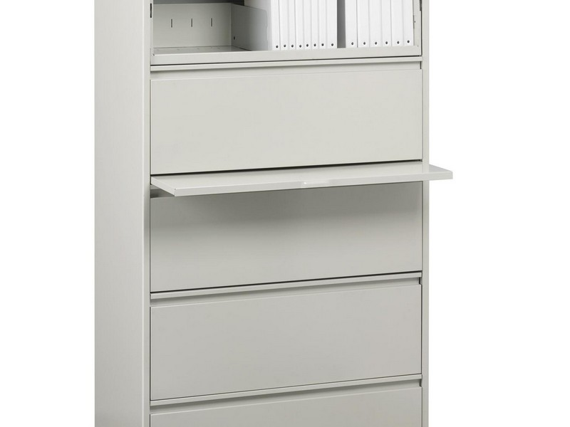 5 Drawer Filing Cabinet Used