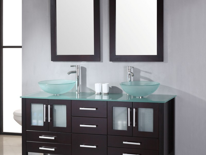 55 Bathroom Vanity Top