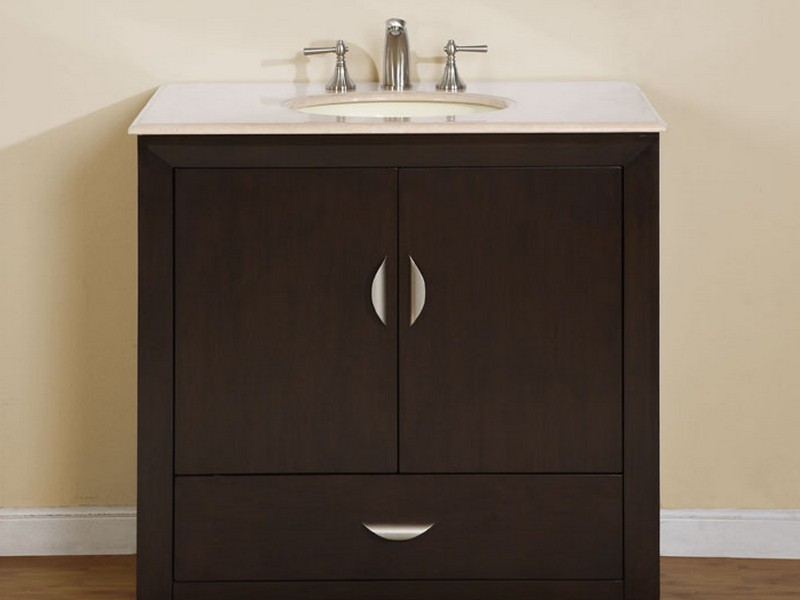 55 Inch Bathroom Vanity Cabinet