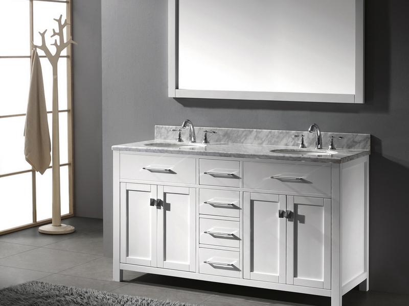 60 Bathroom Vanities Double Sinks