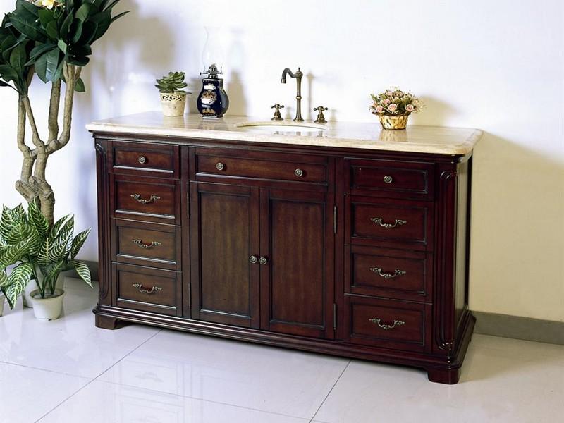 60 Bathroom Vanities Single Sink