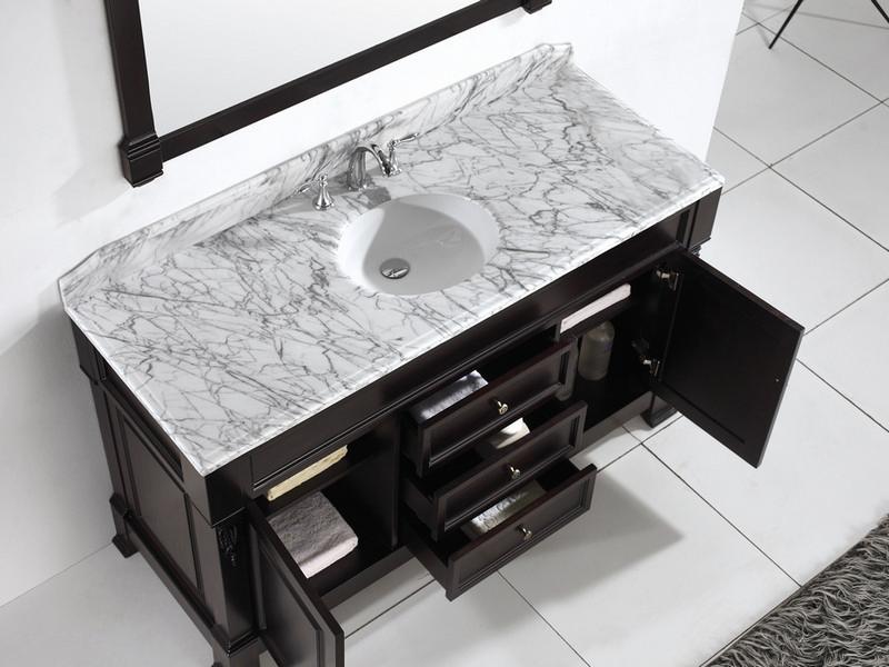 60 Inch Bathroom Vanity Top