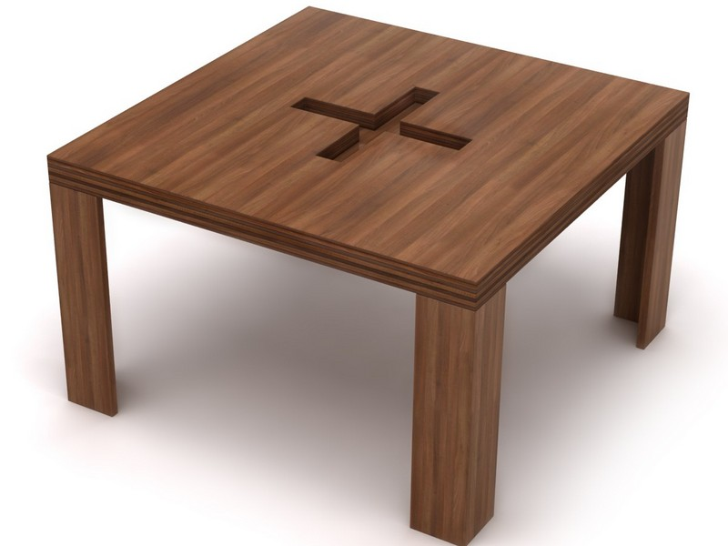 60 Square Dining Table For 8