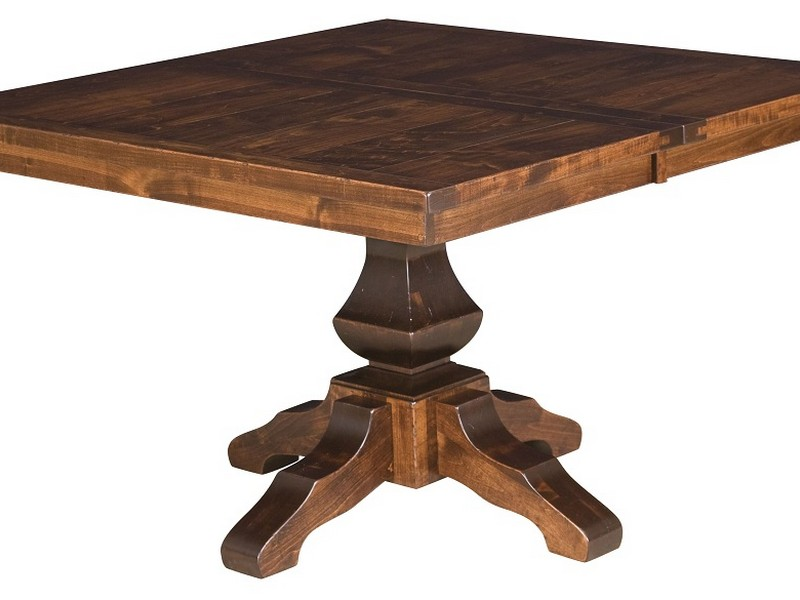 60 Square Dining Table With Leaf