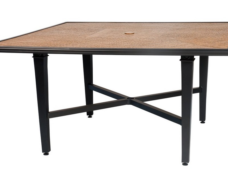 60 Square Dining Table