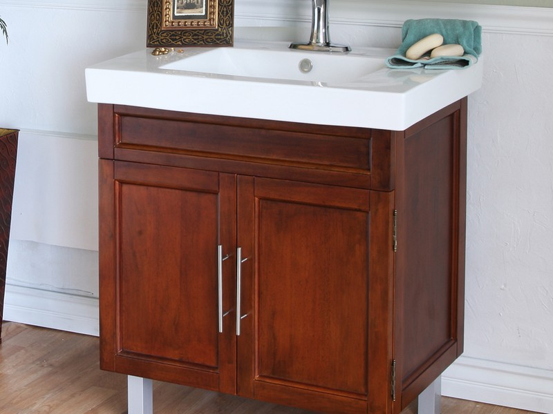 70 Inch Bathroom Vanity Single Sink