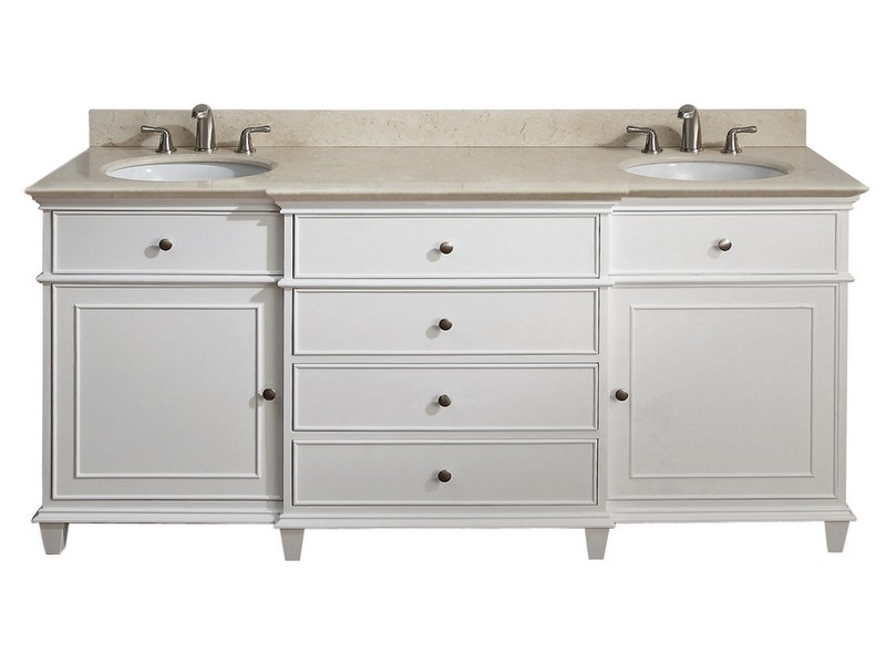 72 Bathroom Vanities With Tops
