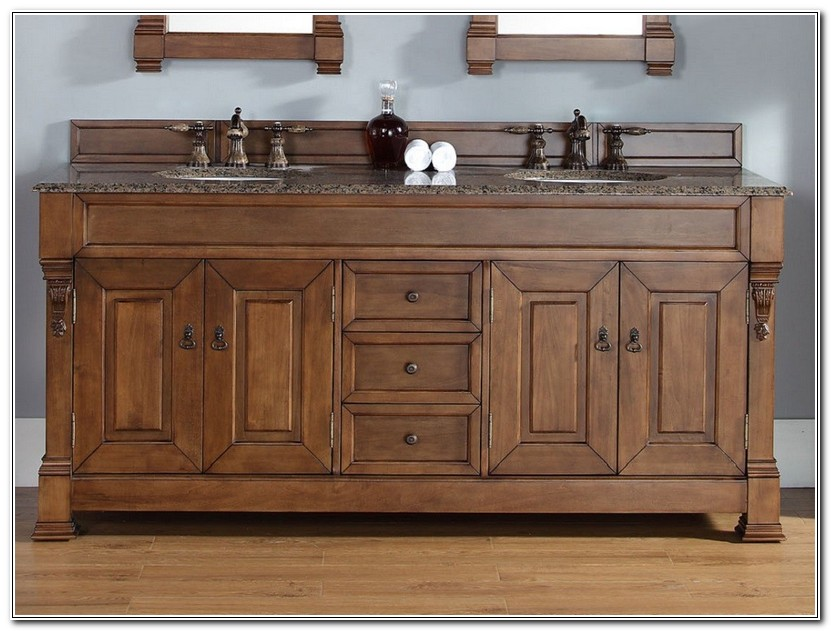 72 Inch Bathroom Vanities Cabinets