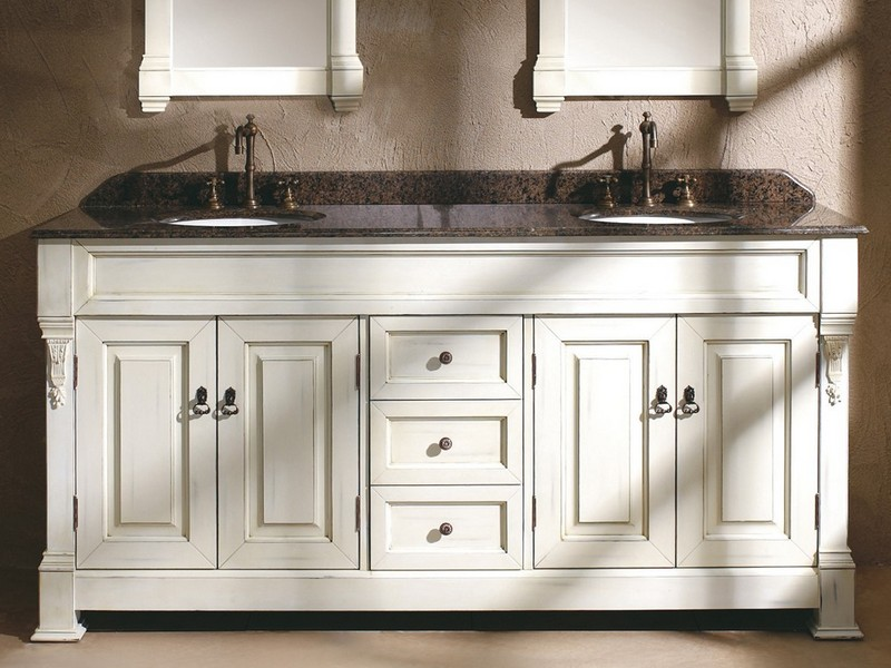 72 Inch Bathroom Vanities Without Tops