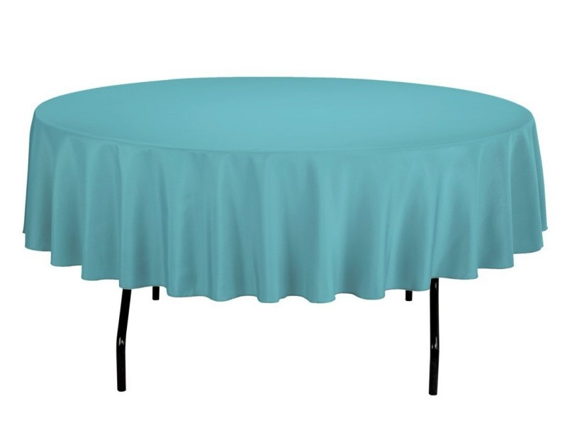72 Inch Round Tablecloth
