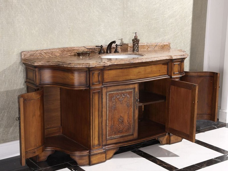 72 Inch Single Sink Bathroom Vanity
