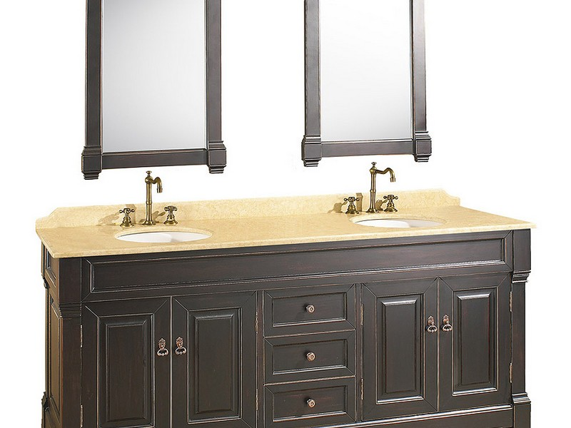 84 Bathroom Vanity Cabinets