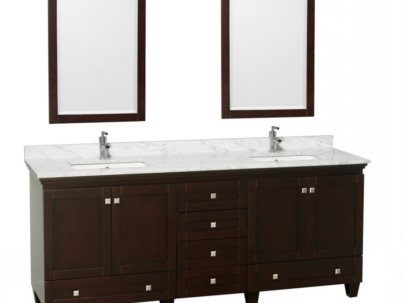 84 Double Sink Bathroom Vanity