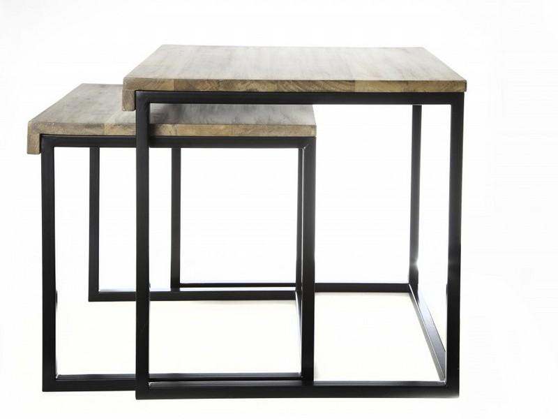 Acrylic Nesting Tables Uk